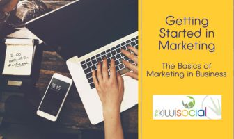 Getting Started in Marketing Your Business with The Kiwi Social - Social Media Training www.thekiwisocial.com