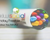 Colour You Mindful – A Kiwi Social Downloadable Freebie #2
